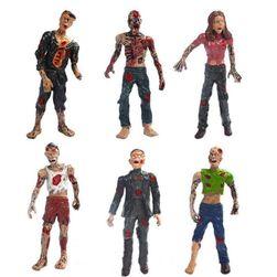 Set zombi figurica - 6 komada