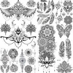 Временна татуировка Fantasy