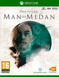 Játék (Xbox One) The Dark Pictures Anthology: Man Of Medan
