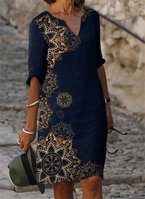 Ljetnja haljina Virgia 1
