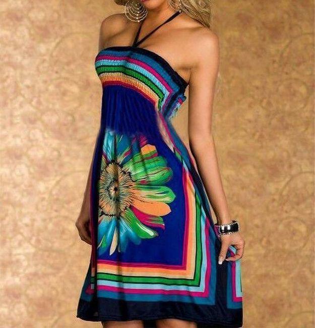 Лятна рокля Verina 1