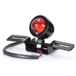 Motorkerékpár LED-es hátsó lámpa