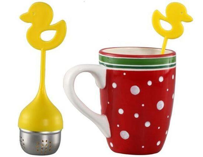 Zaparzacz do herbaty - kaczuszka 1