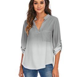 Ženska majica z dolgimi rokavi Kye