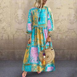 Ženska maksi haljina Rouly
