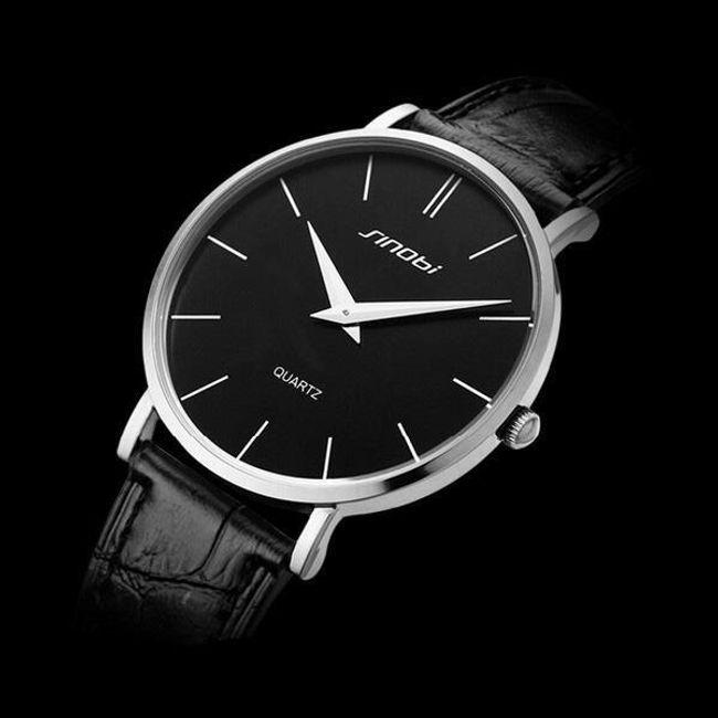Męski zegarek SINOBI - 2 kolory 1