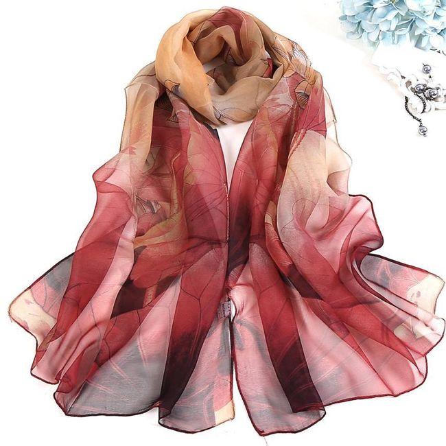 Женский шарф Z01 1