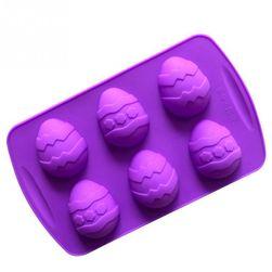 Forma din silicon - oua