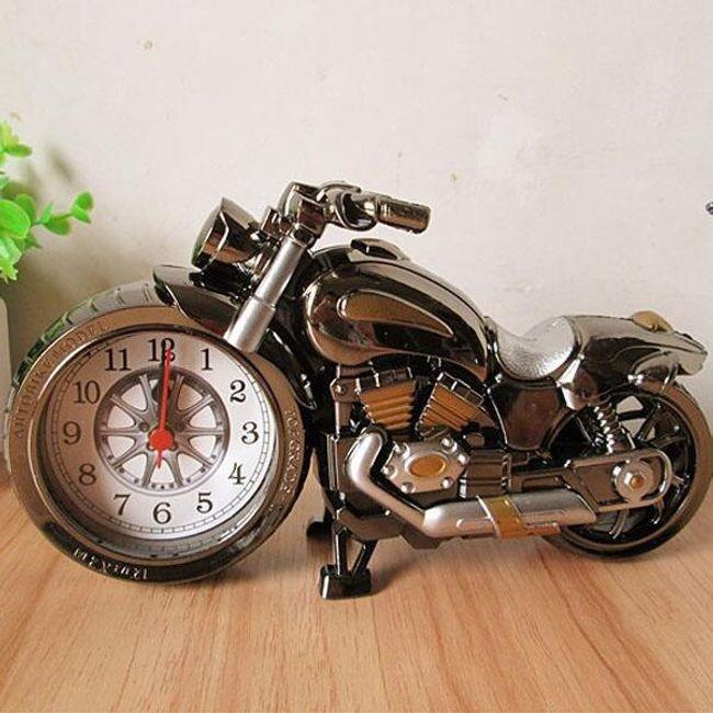 Будильник в виде мотоцикла 1