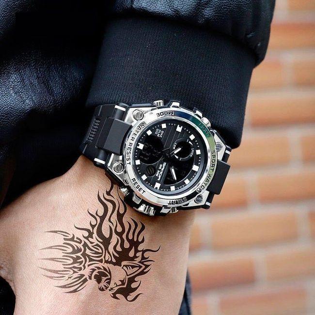 Pánské hodinky MW514 1