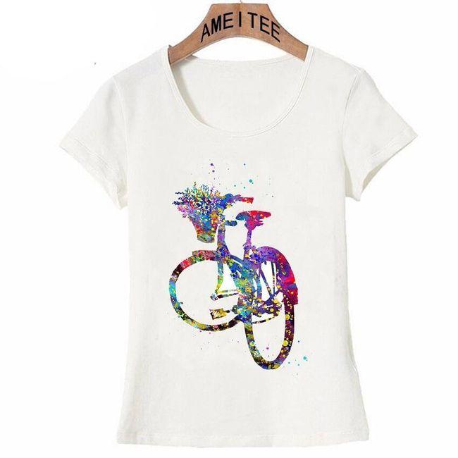 Damska koszulka Julianna 1