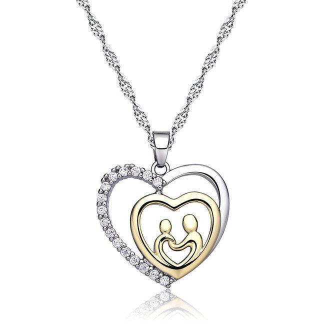 Dámský náhrdelník B63 1