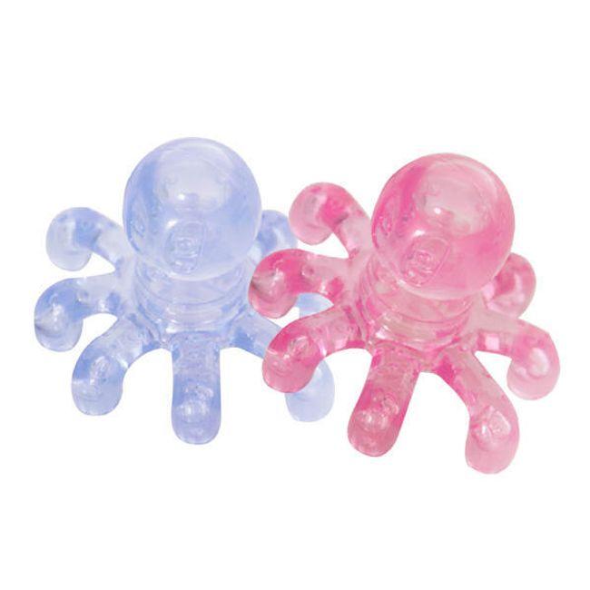 Pomůcka na masáž - chobotnice 1