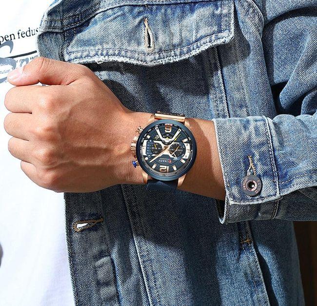 Muški sat MW235 1