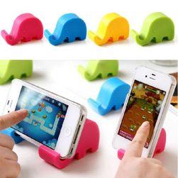 Suport pentru telefon în formă de elefant