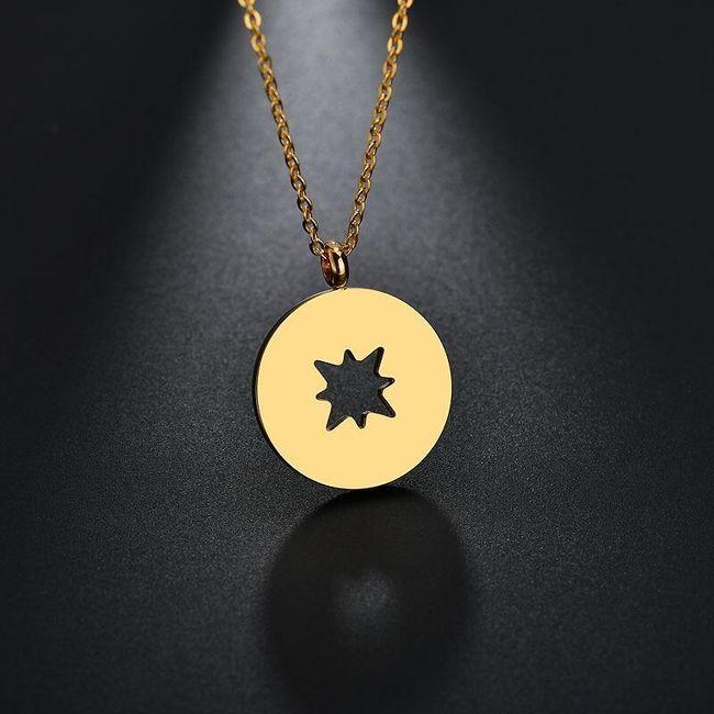 Dámský náhrdelník BO198 1