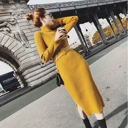 Дамска трикотажна рокля Isabelle