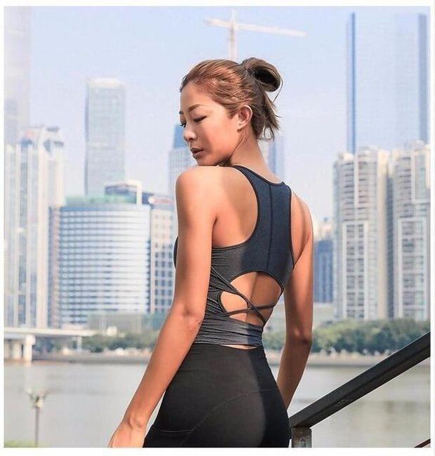 Női sport trikó Gianna