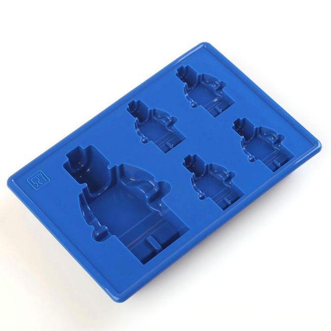 Forma de silicon pentru gheață 1