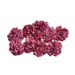 Művirágok Hortenzia
