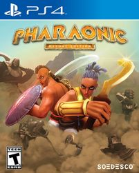 Gra (PS4) Pharaonic Deluxe Edition