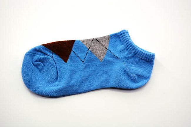 Férfi alkalmi zokni - 3 pár