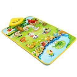 Детско музикално килимче