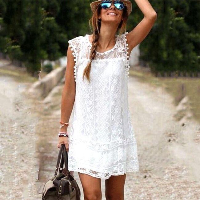 Letní šaty Amya 1