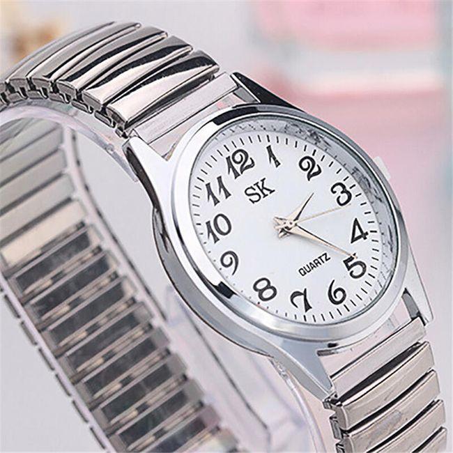 Ročna ura z elastičnim paščkom 1