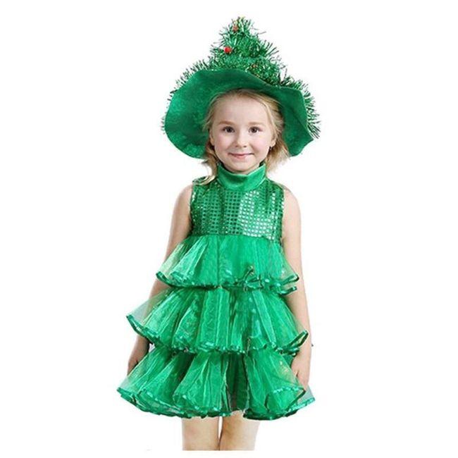 Vánoční kostým Sue 1