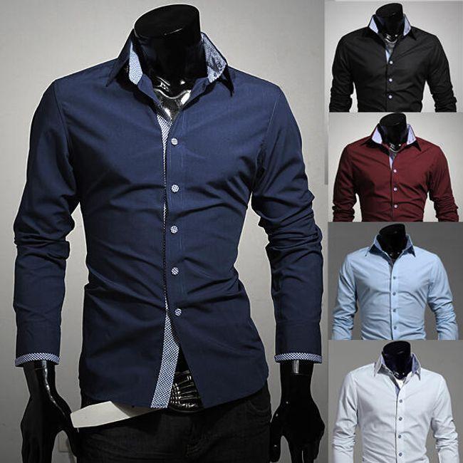 Pánská košile - více barev 1