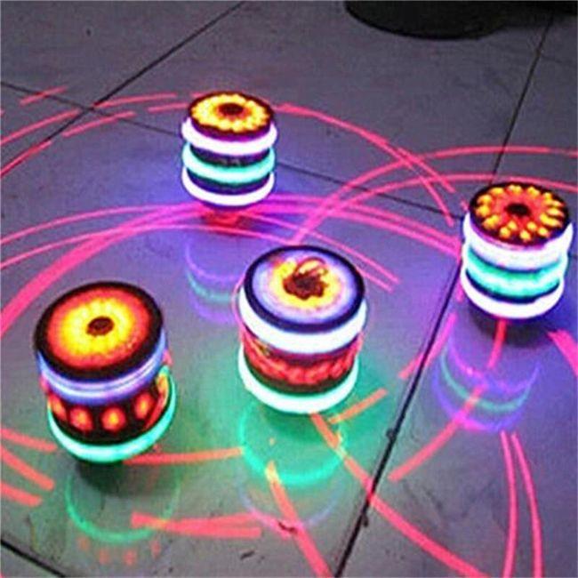 LED hudební gyroskop JOK253 1
