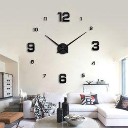 Naścienny zegar naklejany SK31