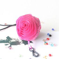 Rózsa alakú bevásárlótáska - 7 szín