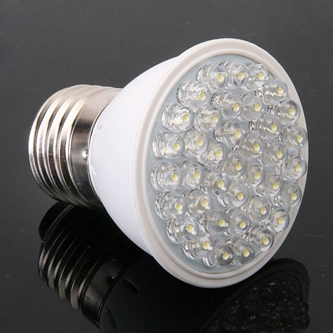 2W LED žárovka s 38 LED diodami 1