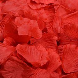 Barevné okvětní lístky růží - 1000 kusů