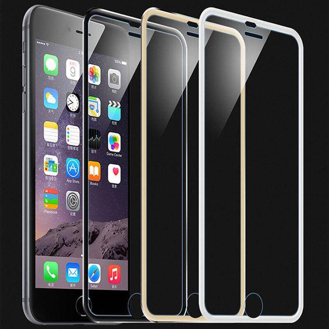 Edzett üveg iPhone 6 6s / 6 6s plus / 7/7 plus - ütésálló 1