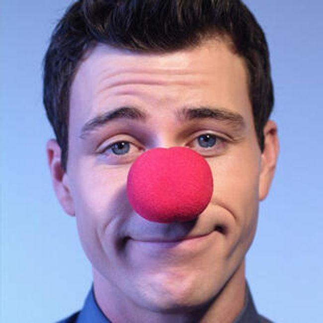 Nas de clown 1