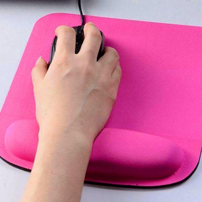 Ergonomska podloga za miš - 4 boje 1