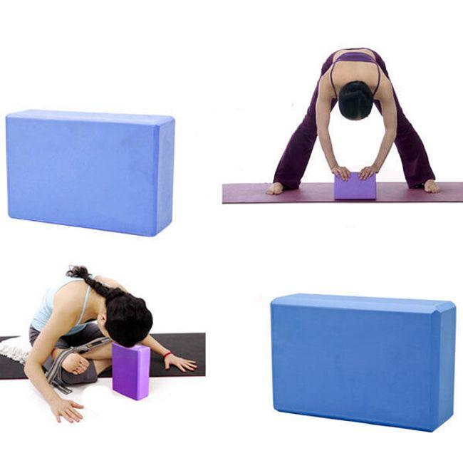 Cvičební jóga cihlička 1