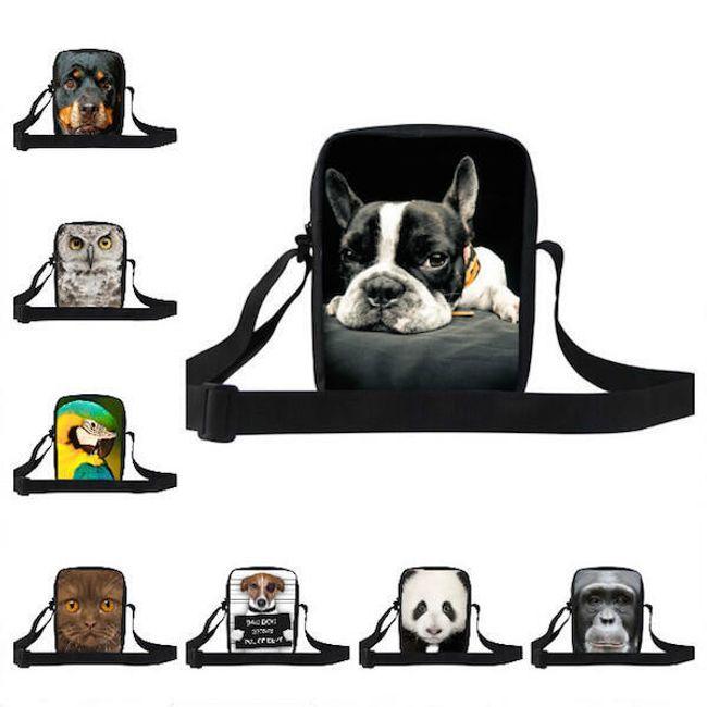 Модная сумка с животными 1