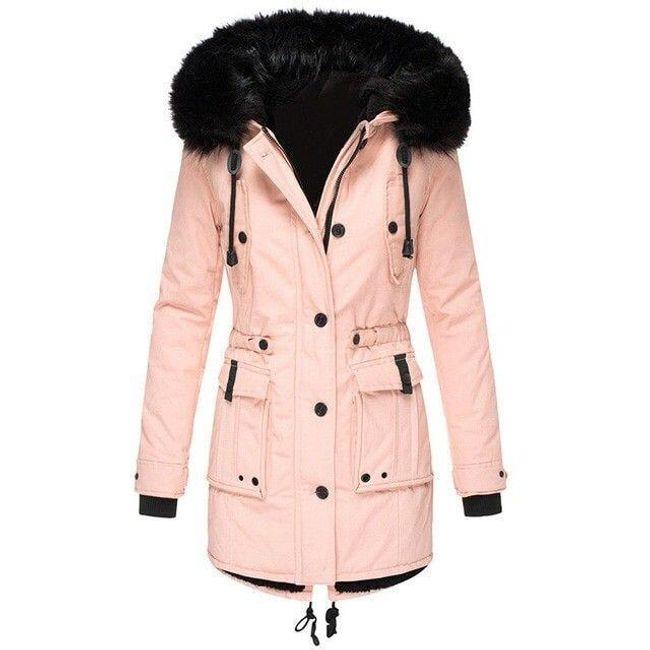 Dámská bunda s kapucí Kessy 1