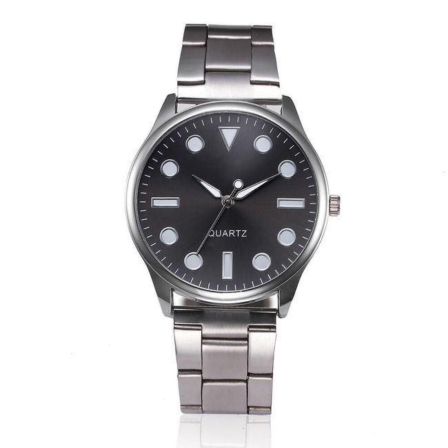 Unisex analogové hodinky v business designu 1