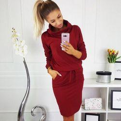 Mikinové šaty Giovanna