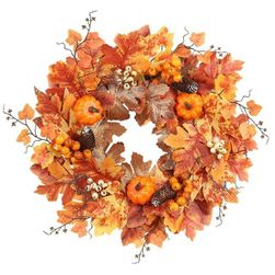 Autumn wreath PP789