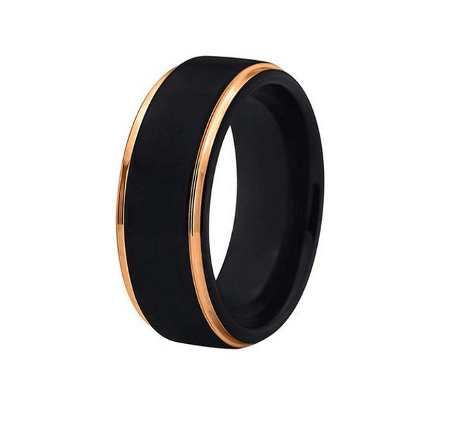 Unisex gyűrű Matte 1