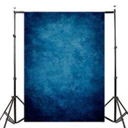 Pozadina fotografije - apstraktni plavi motiv
