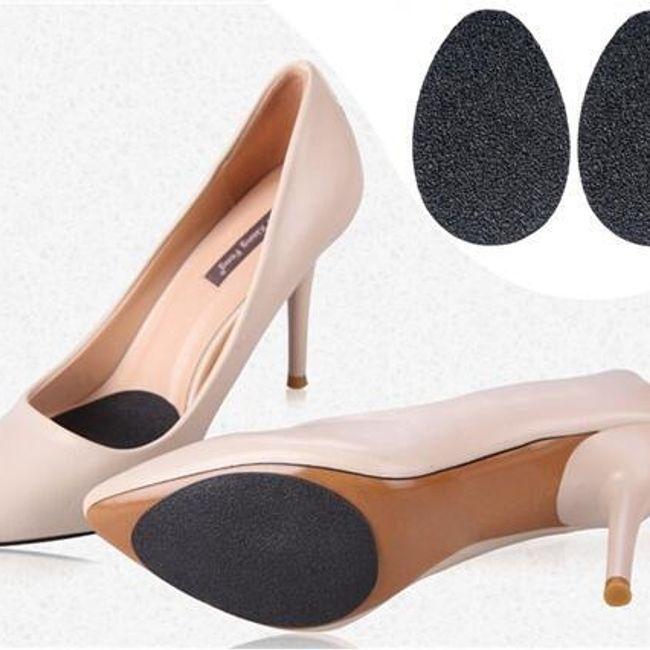 Противоскользящая резиновая наклейка для обуви 1