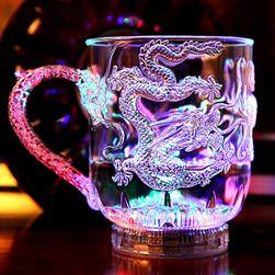 Чаша с LED подсветка