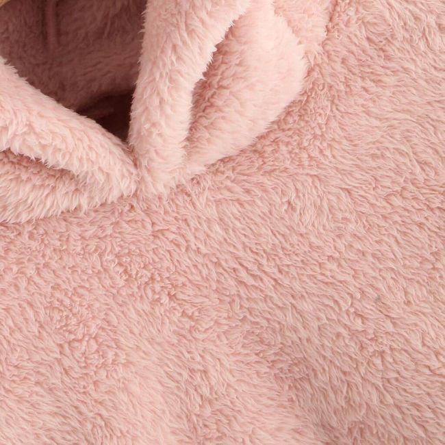 Női kapucnis pulóver Flufs